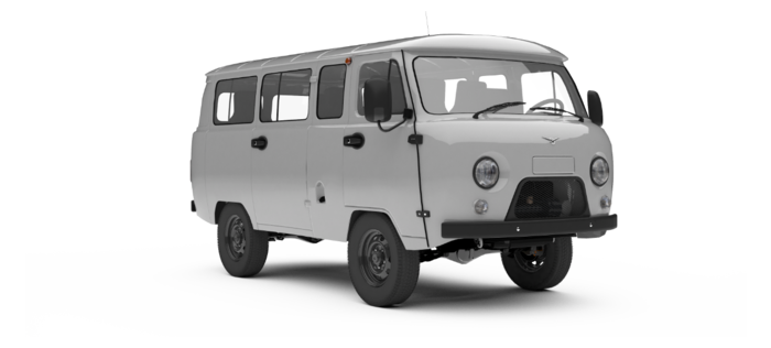 УАЗ Автобус 9 мест 2.7 5MT (112 л.с.) Стандарт 550-04