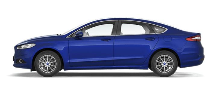 Ford Mondeo 2.5 AT (149 л. с.) Titanium