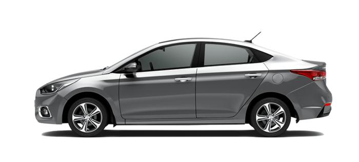 Hyundai Solaris 1.4 MT (100 л.с.) Active Plus