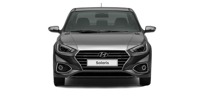 Hyundai Solaris 1.4 MT (100 л.с.) Comfort ADV