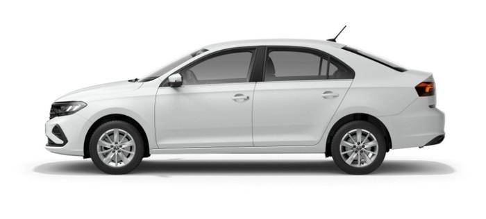 Volkswagen Новый Polo 1.6 MPI AT (110 л.с.) Status