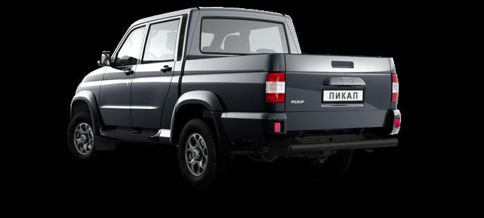 УАЗ Pickup 2.7 MT 4x4 (149,6 л.с.) Люкс Премиум