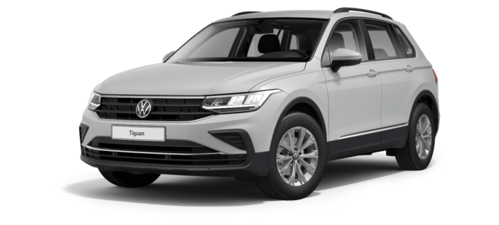 Volkswagen Tiguan 1.4  AT (150 л.с.) 2WD Respect