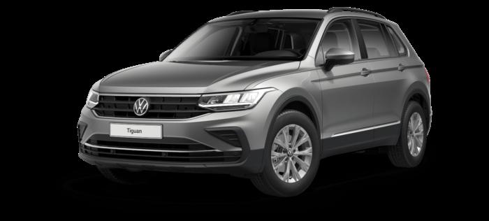 Volkswagen Tiguan 1.4 MT (125 л.с.) 2WD Respect