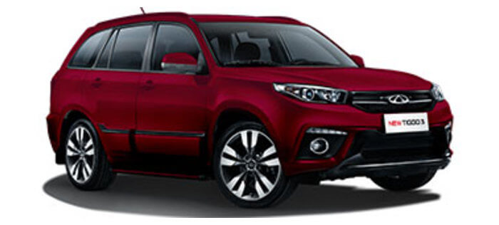 Chery Tiggo 3 1.6 MT (126 л.с.) Luxury Plus