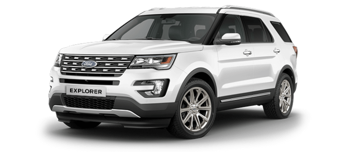 Ford Explorer 3.5 SelectShift 4WD (249 л. с.) Limited Plus