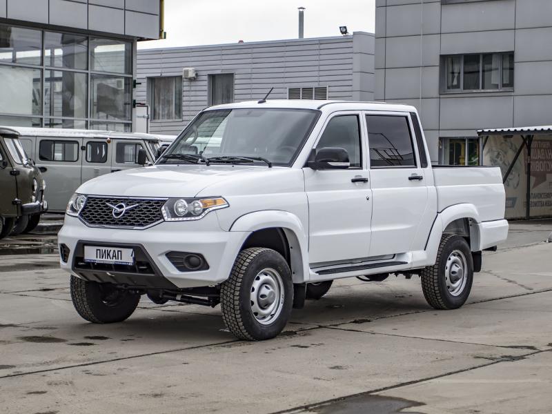 УАЗ Pickup 2.7 MT 4x4 (149,6 л.с.) Классик 23632-155