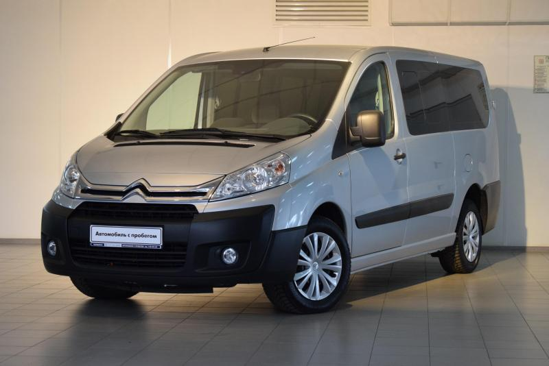 Citroen Jumpy 2.0 HDI MT L1H1 (120 л. с.)