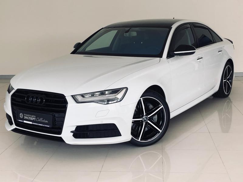 Audi A6 2.0 TFSI S tronic quattro (249 л. с.)
