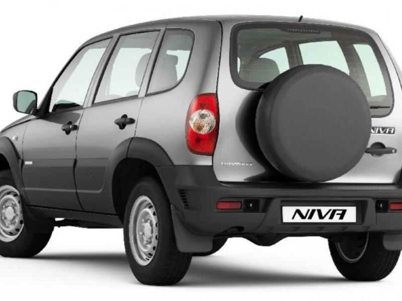 Chevrolet niva Niva 1.7 MT (79,6 л. с.) LC