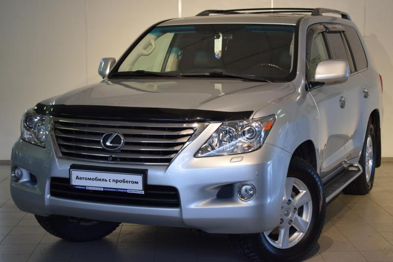 Lexus LX 570 5.7 AT (367 л.с.) 4WD