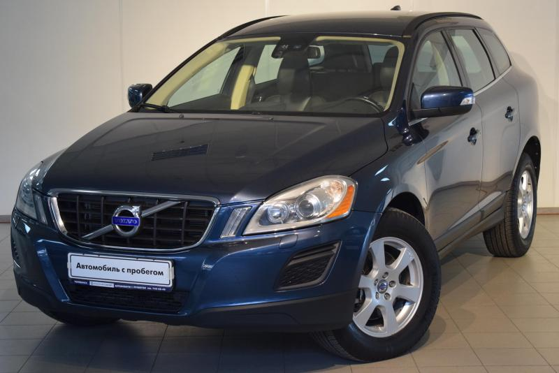 Volvo XC60 2.0 D3 AT (163 л. с.)