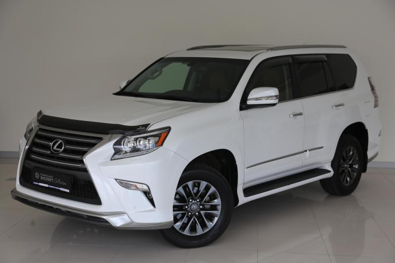 Lexus GX 460 4.6 AT (296 л.с.) 4WD Premium 13
