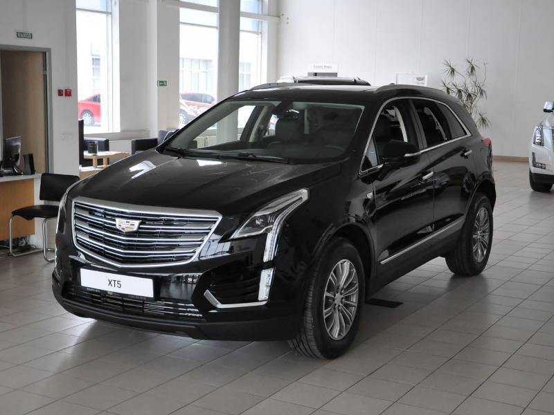 Cadillac XT5 3.6 AT AWD (314 л. с.) Luxury
