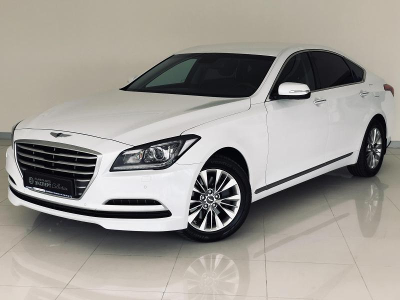 Hyundai Genesis 3.0 AT AWD (249 л. с.) Luxury