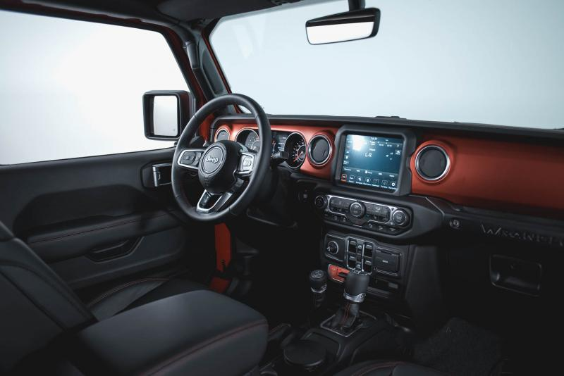 Jeep WRANGLER UNLIMITED 2.0 AT AWD (272 л.с.) Rubicon