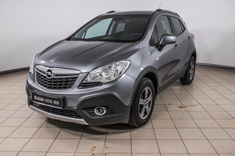 Opel Mokka 1.4 MT (140л.с.) 4WD