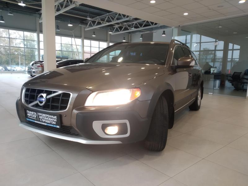 Volvo XC70 2.4 D4 Geartronic AWD (163 л. с.)