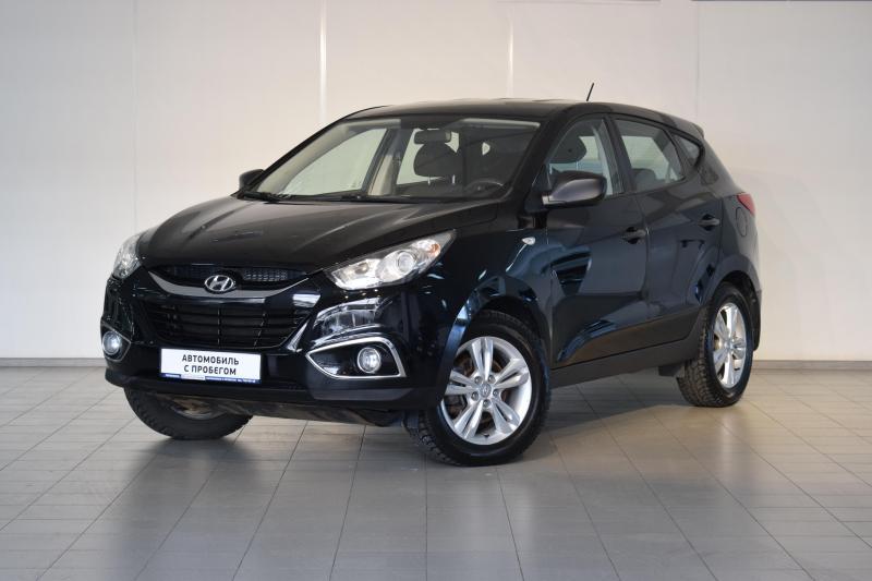 Hyundai ix35 2.0 MT (150 л. с.)