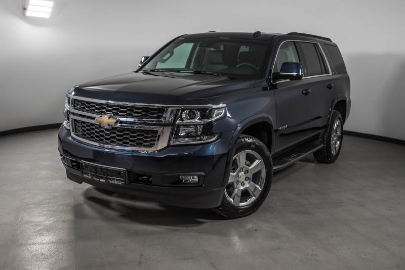 Chevrolet Tahoe 6.2 AT 4WD (426 л.с.) LT