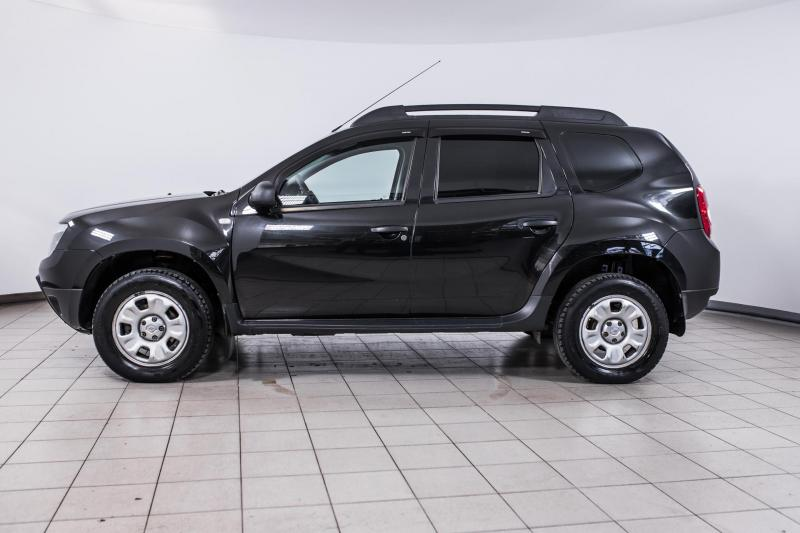 Renault Duster 2.0 MT 4x4 (135 л. с.)