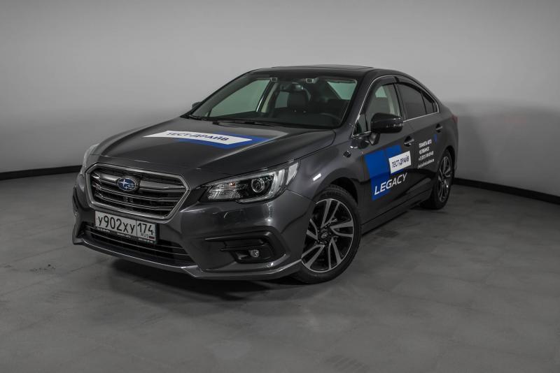 Subaru Legacy 2.5i-S ES (175л.с.) 4WD Premium ES