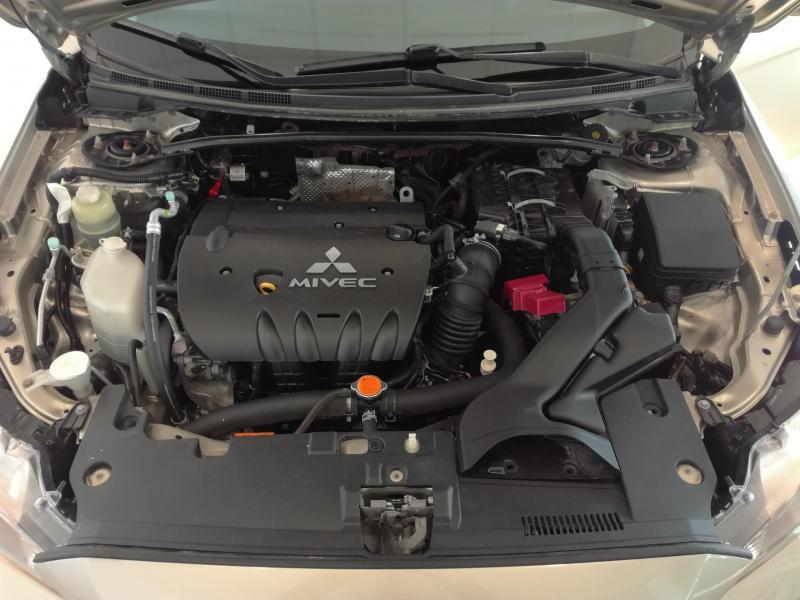 Mitsubishi Lancer 2.0 CVT (150 л. с.)