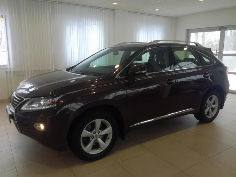 Lexus RX 270 AT (188 л. с.)