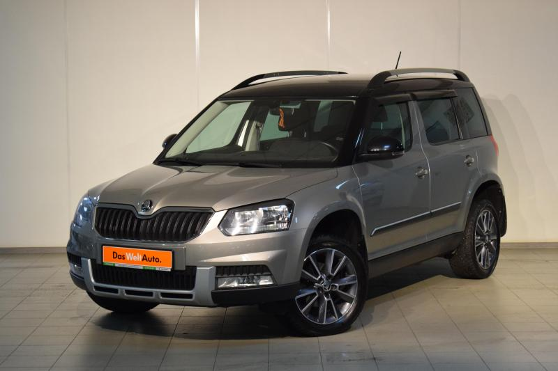 ŠKODA YETI 1.6 MT (110 л. с.) Active Outdoor