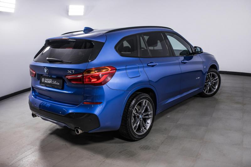 BMW X1 20i xDrive 2.0 AT (192 л.с.) 4WD M Sport