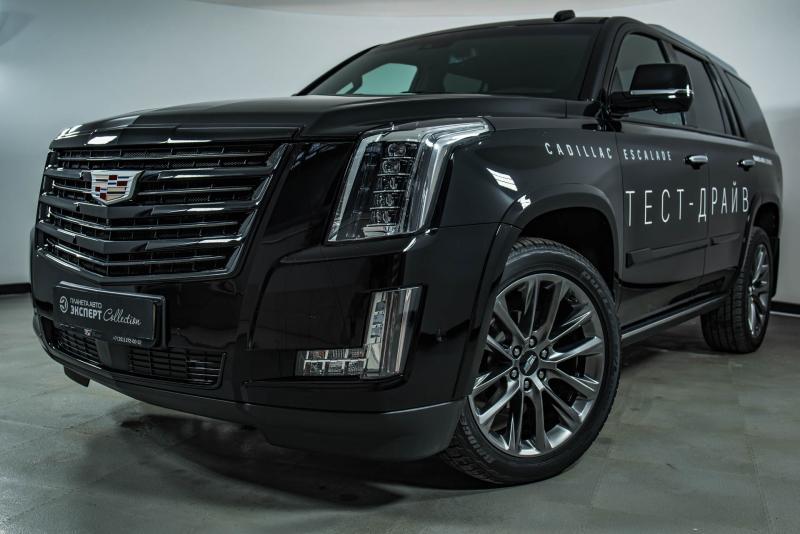 Cadillac Escalade 6.2 V8 АТ 4WD (426 л.с.) Platinum