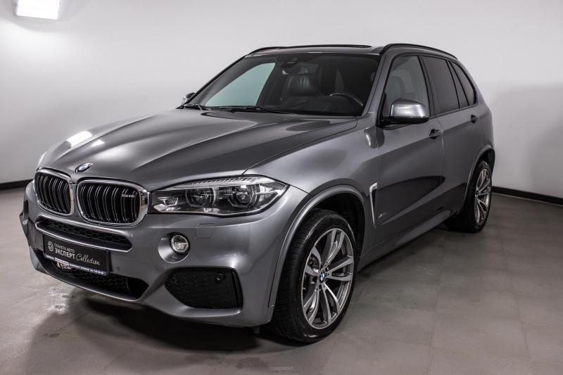 BMW X5 40d 3.0d AT (313л.с.) 4WD M Sport