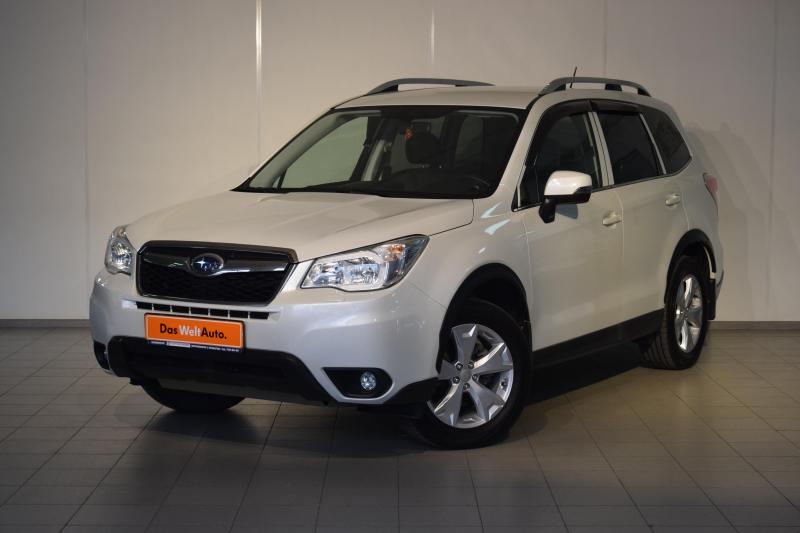 Subaru Forester 2.5i S AWD (171 л. с.)