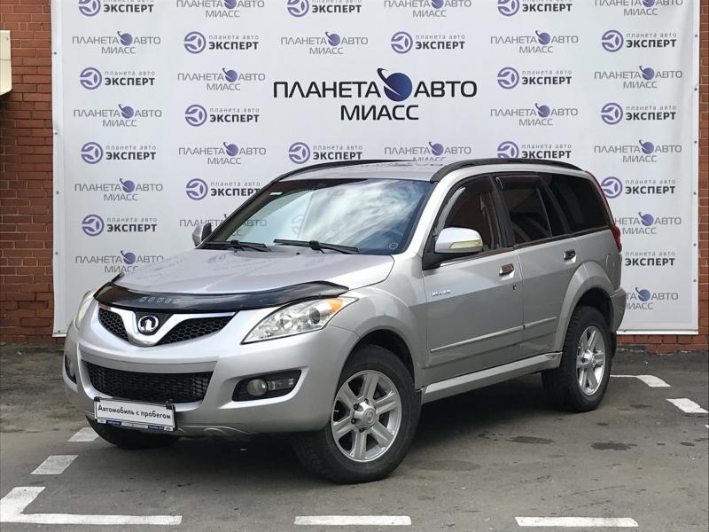 Great Wall H5 2.0 TD AT 4WD (150 л.с.)