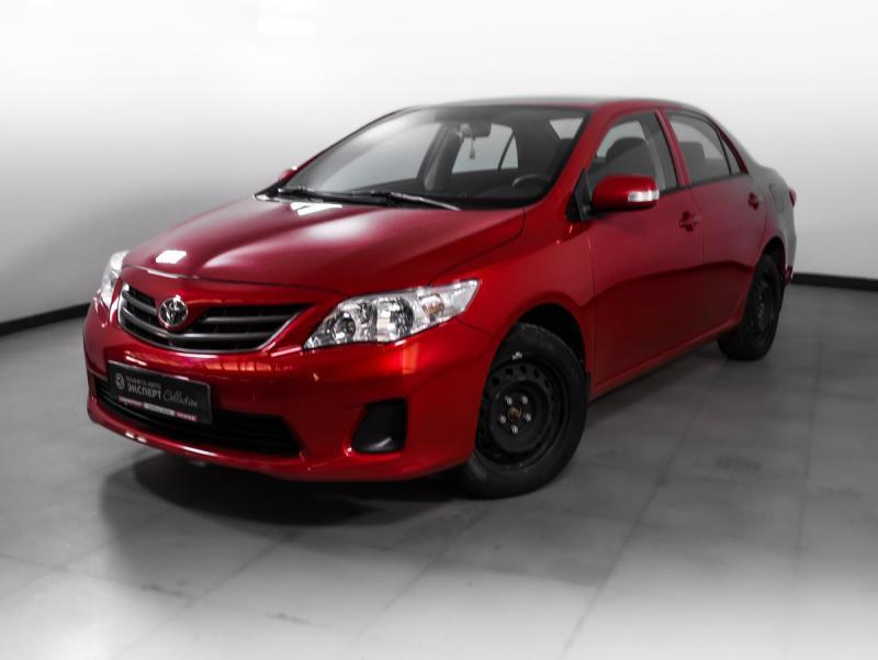 Toyota Corolla 1.6 AT (124 л. с.)