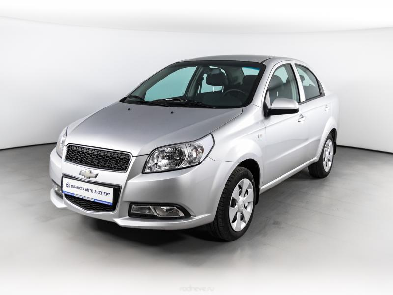 Chevrolet_UZ Nexia 3 1.5 AT (105 л. с.) LT