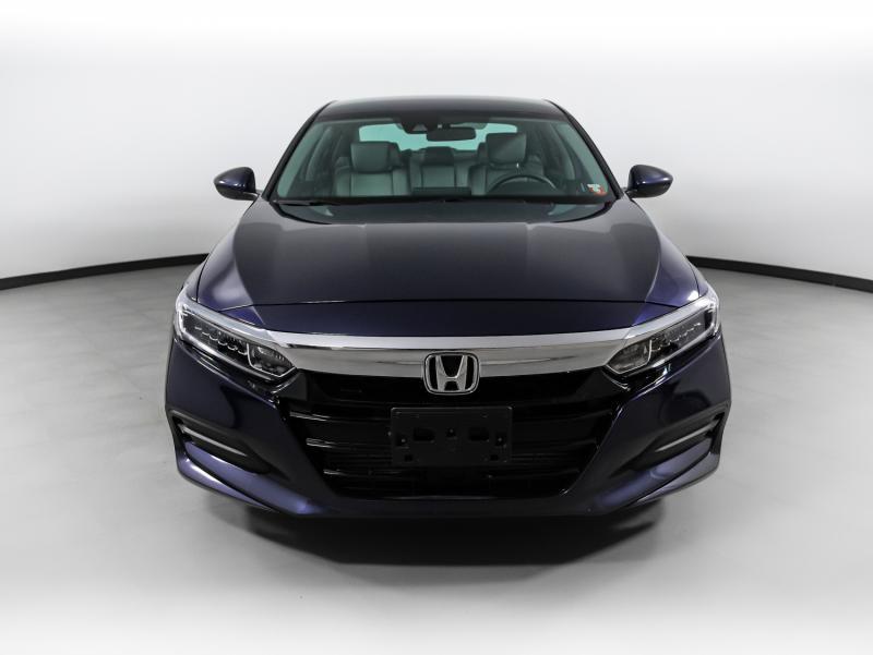 Honda Accord 1.5 CVT (192 л.с.)
