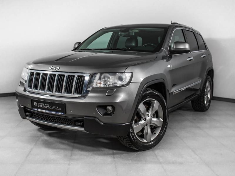 Jeep GRAND CHEROKEE 3.6 AT (286 л. с.)