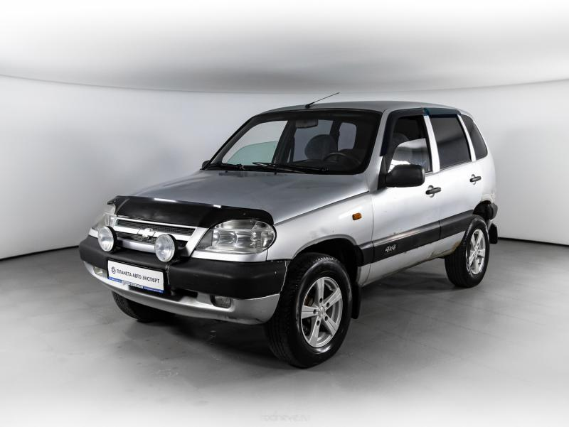 Chevrolet Niva 1.7 MT (80 л.с.) 4WD