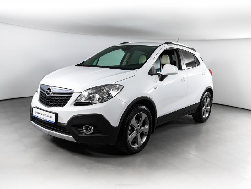 Opel Mokka 1.8 MT (140 л. с.)