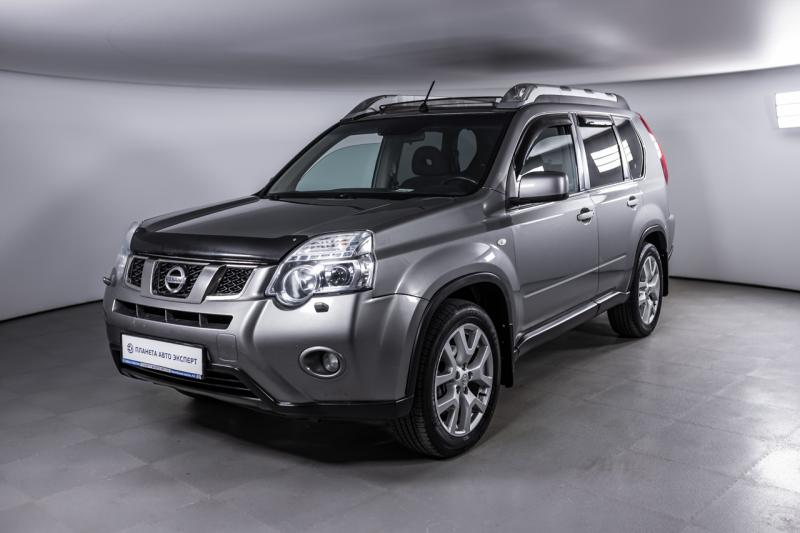 Nissan X-Trail 2.0 TD AT AWD (150 л. с.)