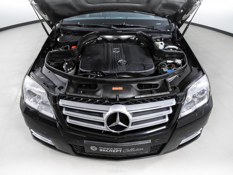 Mercedes-Benz GLK-класс GLK 220 CDI BlueEFFICIENCY 7G-Tronic 4MATIC (170 л. с.)
