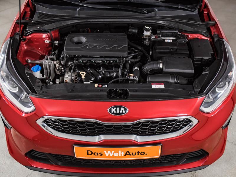 Kia Ceed 1.6 MPI AT (128 л.с.)