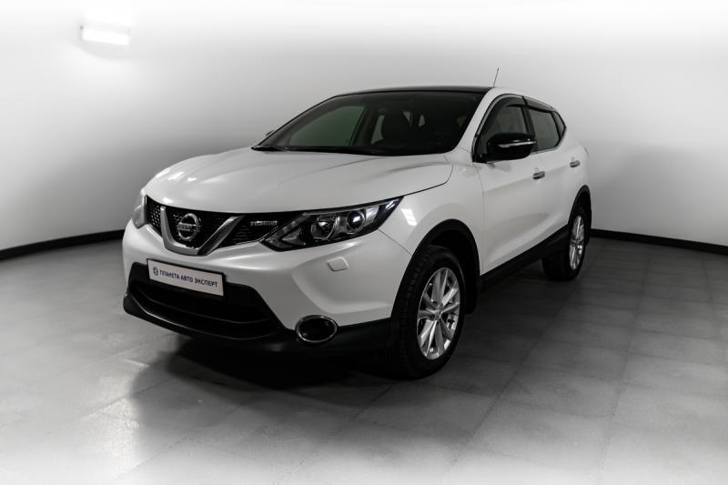 Nissan Qashqai 2.0 CVT AWD (144 л. с.)