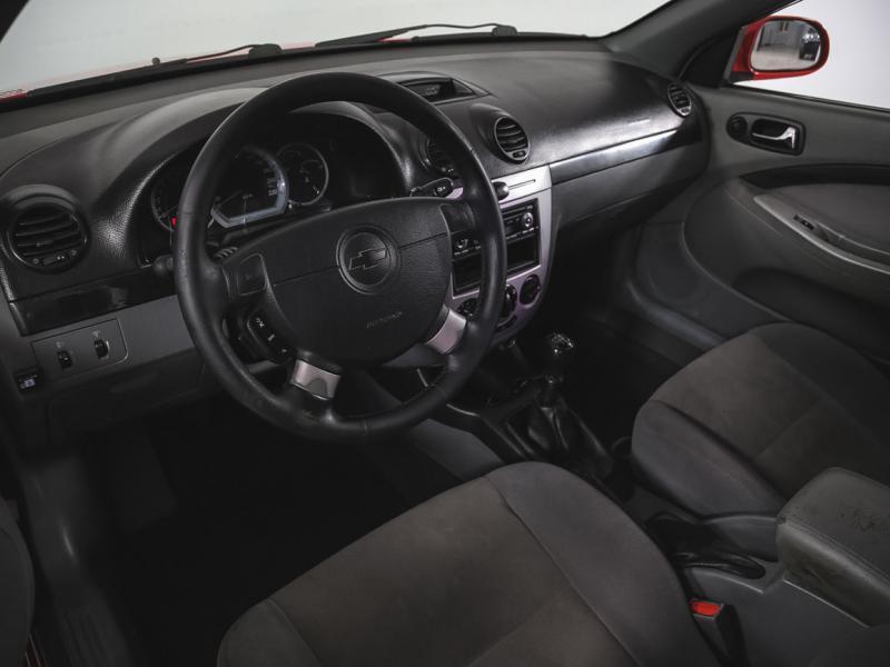Chevrolet Lacetti 1.4 MT (95 л. с.)