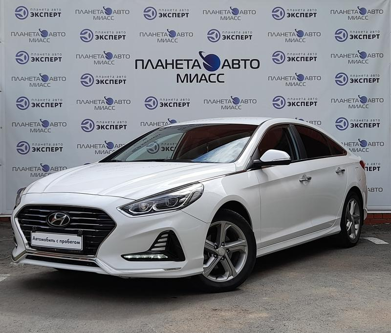 Hyundai Sonata 2.0 AT (150 л.с.) Comfort