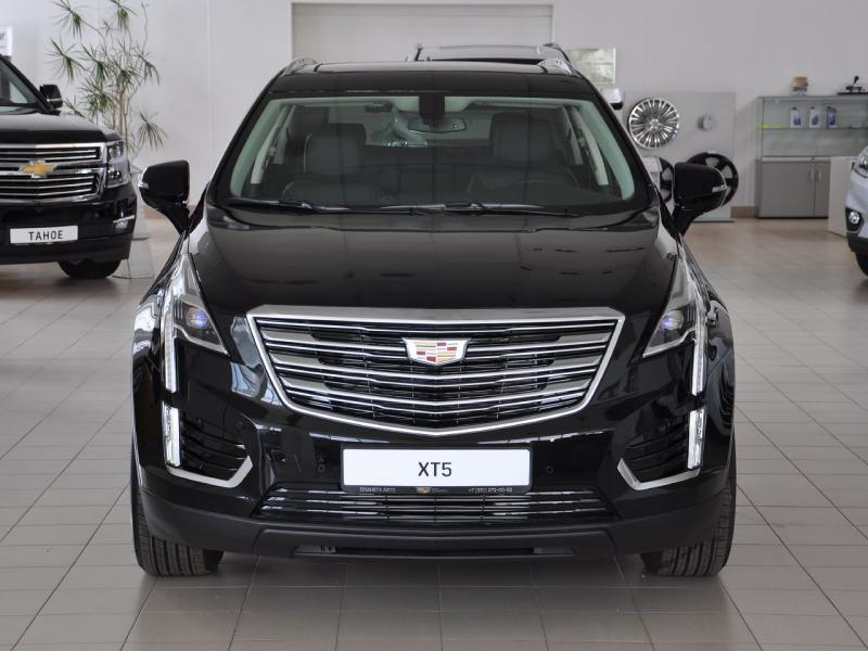 Cadillac XT5 3.6 AT (314 л. с.) Luxury