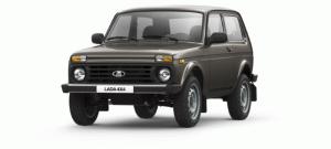 LADA 4x4 3 дв. 1.7 MT 8 кл. (Евро-4) (83 л. с.) Luxe Братск Автодилер  г. Братск