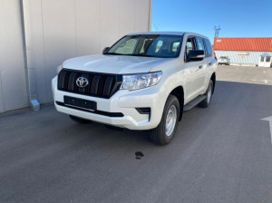 Toyota Land Cruiser Prado 2.7 MT (163 л.с.) 4WD Терра 63 Тойота Центр Бишкек Бишкек