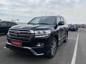 Toyota Land Cruiser 4.6 AT (309 л. с.) Люкс ML Тойота Центр Бишкек Бишкек